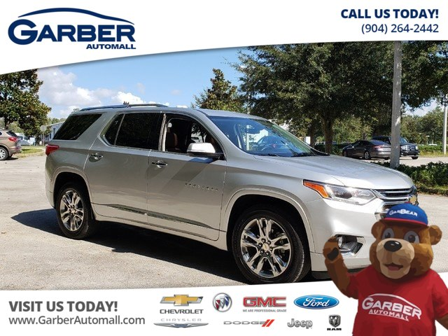 Pre-Owned 2018 Chevrolet Traverse High Country AWD Certified