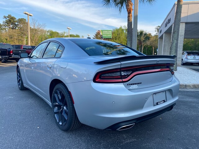 New 2020 Dodge Charger SXT, Blacktop Package, Cold Weather
