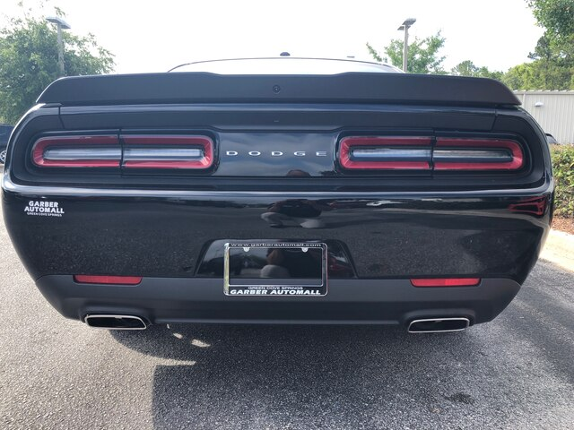 New 2019 Dodge Challenger SXT, Black Top Package, Premium Package