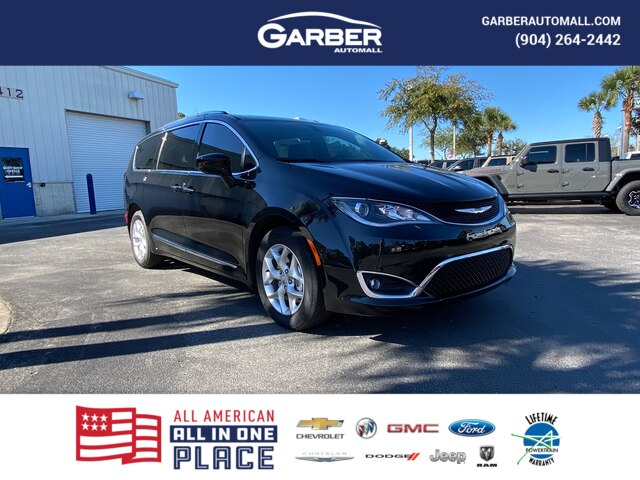 New 2020 Chrysler Pacifica Touring L, Leather Seats, Loaded