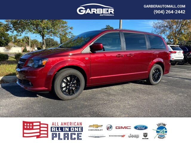 New 2019 Dodge Grand Caravan SXT, in Loaner Service