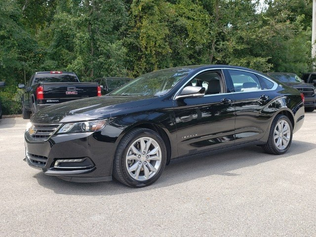 Pre-Owned 2018 Chevrolet Impala LT Certified