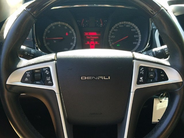 Pre-Owned 2013 GMC Terrain Denali w/Sunroof