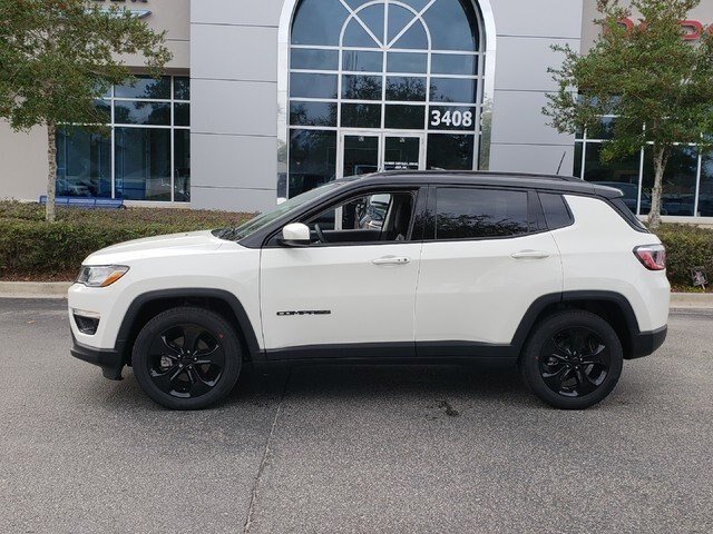 New 2019 JEEP Compass Altitude 4x2
