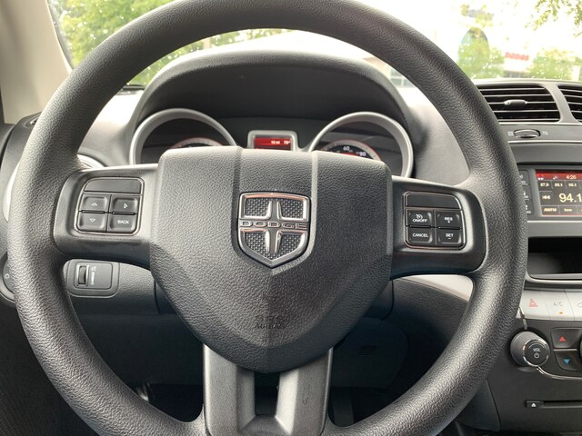 New 2019 Dodge Journey SE in Loaner Status