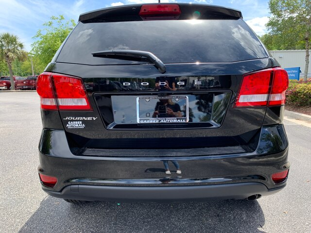 New 2019 Dodge Journey SE, Black Top Package, Premium Package