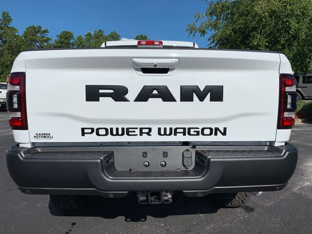 New 2019 RAM 2500 Power Wagon 4x4 Sunroof, 6.4 Hemi
