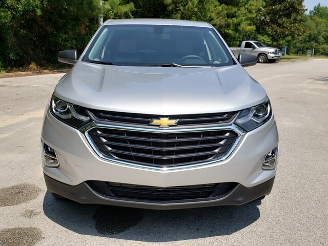 Certified Pre-Owned 2019 Chevrolet Equinox LS