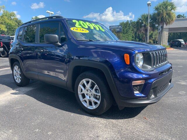New 2019 Jeep Renegade Sport, DEMO W/EXTRA REBATES