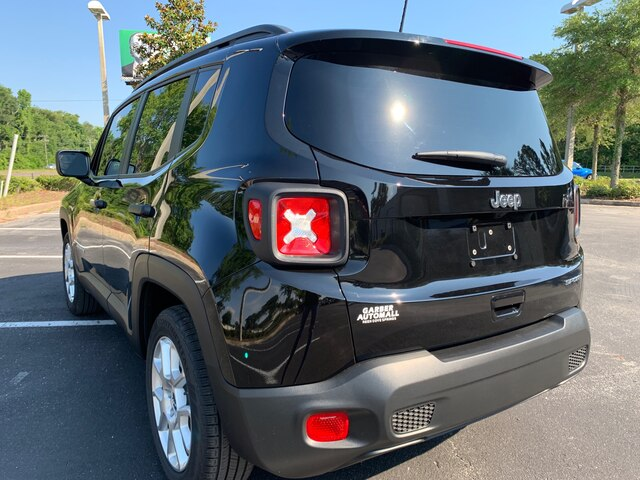New 2019 Jeep Renegade Sport Uconnect 7.0, Sport Appearance Group