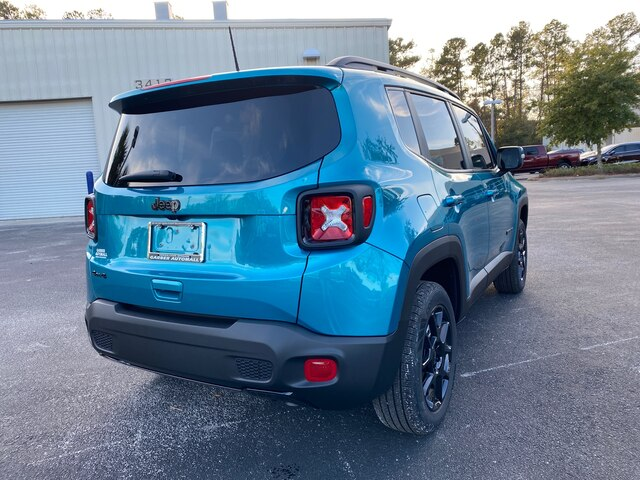 New 2020 Jeep Renegade Latitude 4x4, Navi, loaded