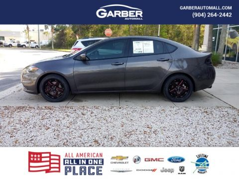 PRE-OWNED 2016 DODGE DART SXT FWD SEDAN