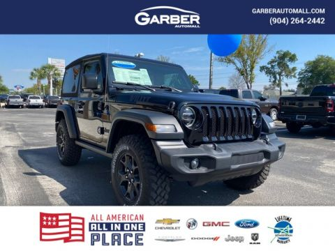 New 2020 Jeep Wrangler Sport 4x4, Trailer Tow, Tech Group