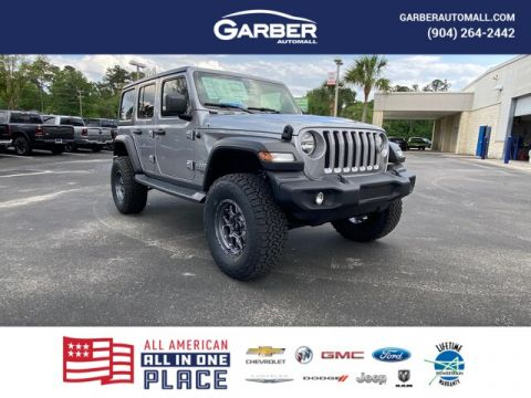 New 2019 Jeep Wrangler Unlimited Sport 4x4 BAJA EDITION