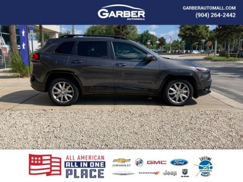 PRE-OWNED 2018 JEEP CHEROKEE LATITUDE WITH NAVIGATION