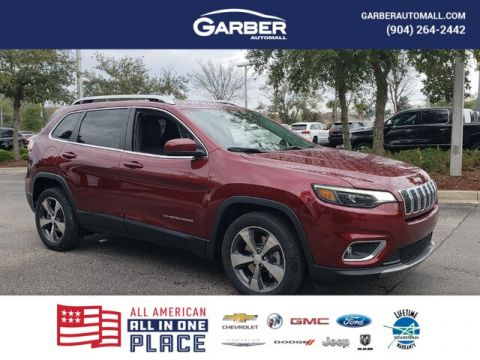 New 2019 Jeep Cherokee Limited w/ Leather & Apple Car Play