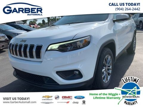 NEW 2019 JEEP CHEROKEE LATITUDE PLUS, FULLY LOADED