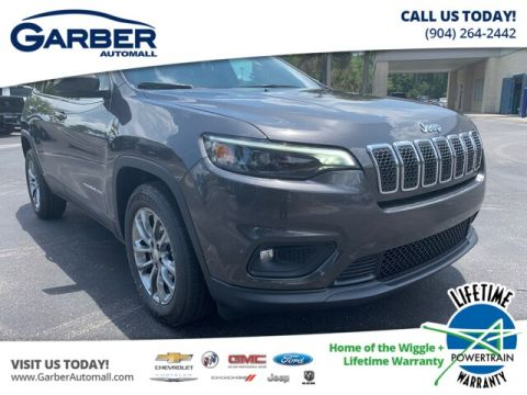 NEW 2019 JEEP CHEROKEE CURRENTLY IN LOANER SERVICE