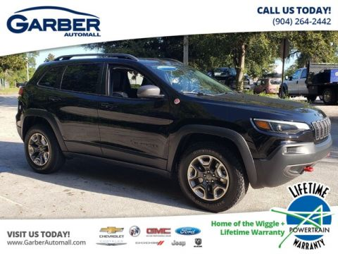 PRE-OWNED 2019 JEEP CHEROKEE TRAILHAWK 4WD