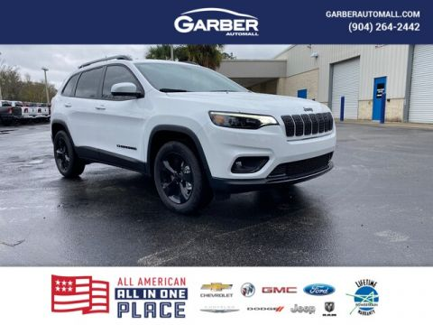 NEW 2020 JEEP CHEROKEE LATITUDE PLUS 4X4, COMFORT/CONVENIECE GROUP 4WD