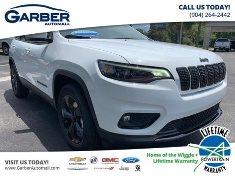 NEW 2019 JEEP CHEROKEE LATITUDE PLUS IN LOANER SERVICE 4WD