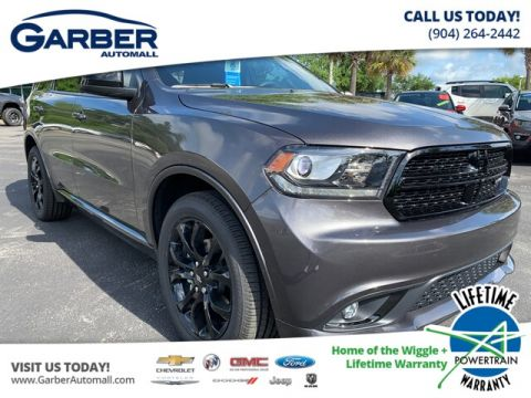 New 2019 Dodge Durango SXT, Black Top Package