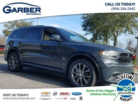NEW 2018 DODGE DURANGO GT V6 W/ NAVIGATION W/EXTRA REBATES