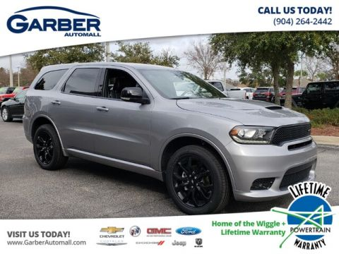 NEW 2019 DODGE DURANGO GT AWD V6 W/ BLACKTOP PKG & NAVIGATION AWD