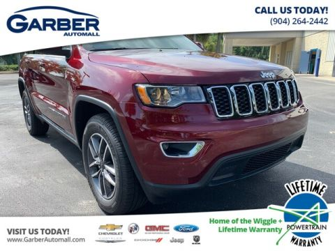 "NEW 2019 JEEP GRAND CHEROKEE LAREDO 4X2 18 WHEELS AND 8.4"" RADIO"""