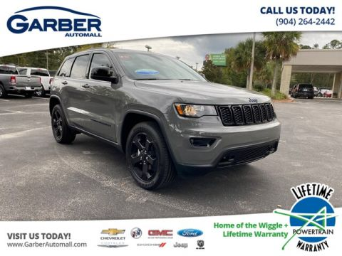 NEW 2020 JEEP GRAND CHEROKEE LAREDO, CURRENTLY IN LOANER SERVICE