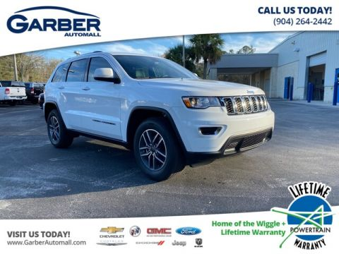 NEW 2020 JEEP GRAND CHEROKEE LAREDO X PACKAGE, SUNROOF