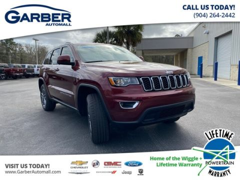 NEW 2020 JEEP GRAND CHEROKEE LAREDO, X-PACKAGE, TRAILER TOW