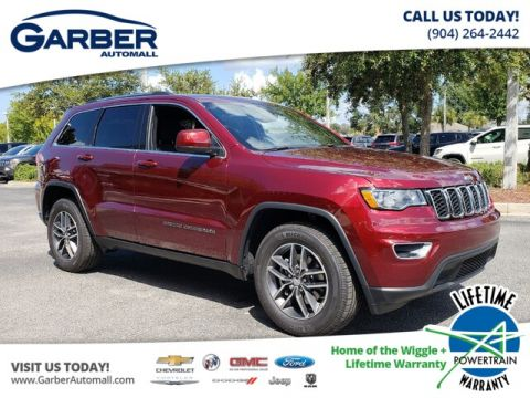 New 2018 Jeep Grand Cherokee Laredo w/ Navigation $8000 OFF