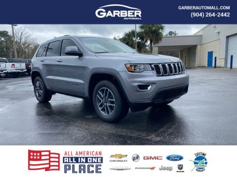 NEW 2020 JEEP GRAND CHEROKEE LAREDO CURRENTLY IN LOANER SERVICE