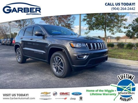 NEW 2020 JEEP GRAND CHEROKEE LAREDO 4X4, X-PACKAGE, NAVI, ALPINE, SUNROOF 4WD
