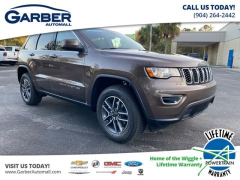 "NEW 2020 JEEP GRAND CHEROKEE LAREDO 4X4, TRAILER TOW, *.4 U CONNECT"" 4WD"