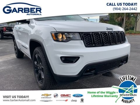 NEW 2020 JEEP GRAND CHEROKEE LAREDO UPLANDER 4X4 4WD