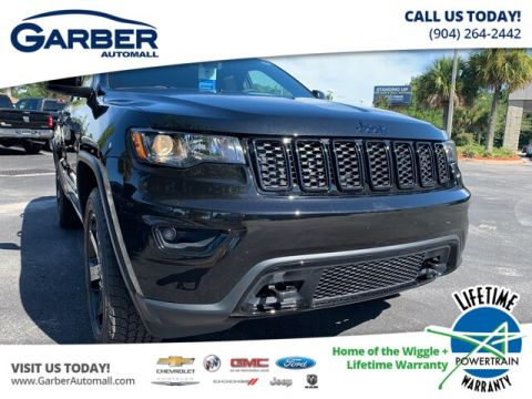 NEW 2020 JEEP GRAND CHEROKEE LAREDO 4X4, UPLANDER PACKAGE 4WD