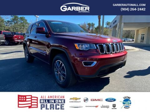 NEW 2020 JEEP GRAND CHEROKEE LIMITED 4X4, X-PACKAGE, TRAILER TOW WITH NAVIGATION & 4WD