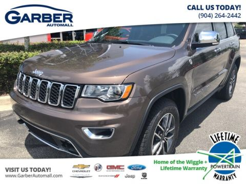 NEW 2019 JEEP GRAND CHEROKEE LIMITED 4X4 OFF ROAD AVD II 4WD