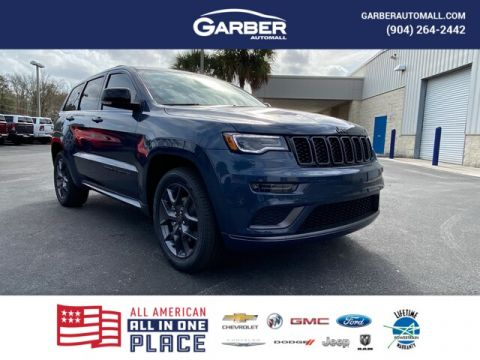 NEW 2020 JEEP GRAND CHEROKEE LIMITED 4X4, X-PACKAGE, DUAL SUNROOF WITH NAVIGATION & 4WD