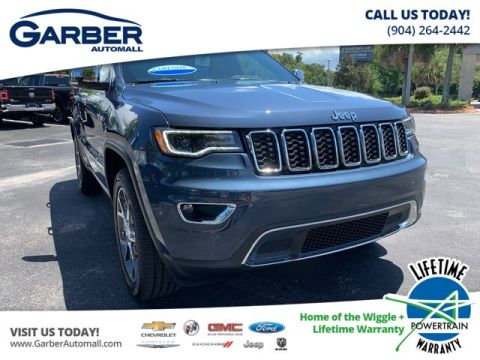 "NEW 2020 JEEP GRAND CHEROKEE LIMITED 4X4, PREMIUM LIGHTS, 20 WHEELS"" WITH NAVIGATION & 4WD"