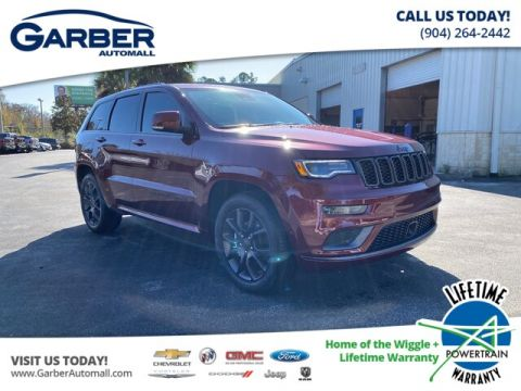 NEW 2020 JEEP GRAND CHEROKEE OVERLAND 4X4, ALTITUDE PACKAGE WITH NAVIGATION & 4WD