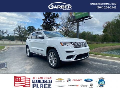 NEW 2020 JEEP GRAND CHEROKEE SUMMIT 4X4, LOADED, SEE INTERIOR ! WITH NAVIGATION & 4WD