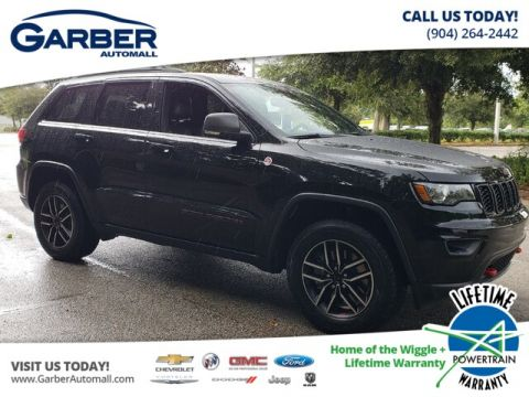 PRE-OWNED 2019 JEEP GRAND CHEROKEE TRAILHAWK 4WD