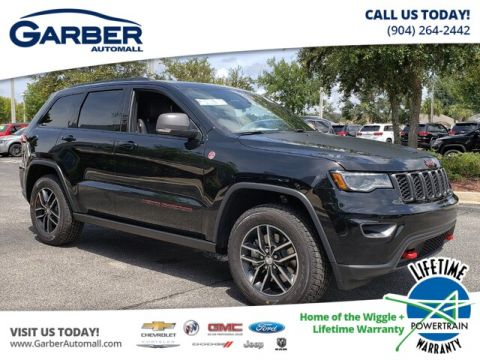 New 2018 Jeep Grand Cherokee Trailhawk 4X4 Hemi, $11,000 OFF
