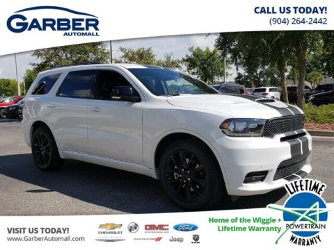 NEW 2018 DODGE DURANGO R/T 4X2 W/ BLACKTOP PKG