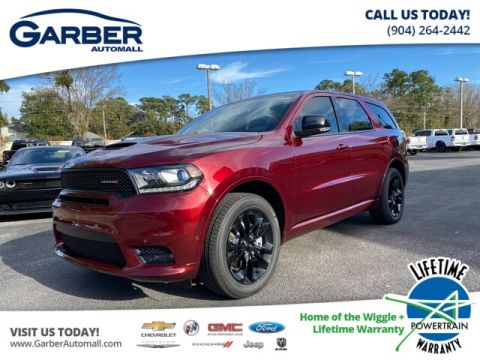 NEW 2020 DODGE DURANGO R/T BLACKTOP PACKAGE, SUNROOF WITH NAVIGATION