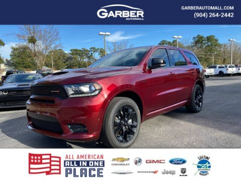 New 2020 Dodge Durango R/T Blacktop Package, Sunroof