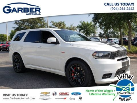 NEW 2018 DODGE DURANGO SRT PRICED TO SELL -> 2K UNDER INVOICE !! AWD
